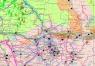 """2. Карта """"Топливно-энергетический комплекс России и стран ближнего зарубежья"""""""