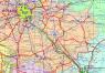 """4. Карта """"Топливно-энергетический комплекс Центрального  федерального округа""""   NEW!"""