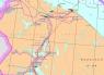 """5. Карта """"Топливно-энергетический комплекс Северо-Западного федерального округа""""   NEW!"""