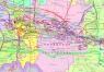 """7. Карта """"Топливно-энергетический комплекс Северо-Кавказского федерального округа""""   NEW!"""