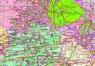 """8. Карта """"Топливно-энергетический комплекс Приволжского федерального округа""""   NEW!"""