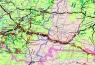 """1.  Карта """"Нефтяная промышленность России и  стран ближнего зарубежья """""""