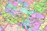 """15. Карта """"Предприятия нефтегазохимического комплекса и транспортная инфраструктура России и стран ближнего зарубежья"""""""