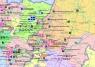 """14. Карта """"Химическая и нефтегазохимическая промышленность России и стран ближнего зарубежья"""""""