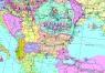 """25. Карта """"Газовая промышленность государств Европы"""""""