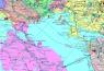 """27. Карта """"Газовая промышленность СНГ и государств Европы"""""""