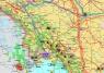 """38. Карта """"Нефтегазовая промышленность Ирана"""""""