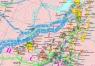 """10. Карта """"Нефть и газ России и стран АТР""""  (Азиатско-Тихоокеанского региона)"""