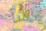 """13. Карта """"Уголь Китая и Монголии""""  NEW!"""