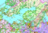 "5. Карта ""Электроэнергетика СНГ и государств Европы """