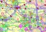 """8. Карта """"Система топливообеспечения электростанций Украины"""""""